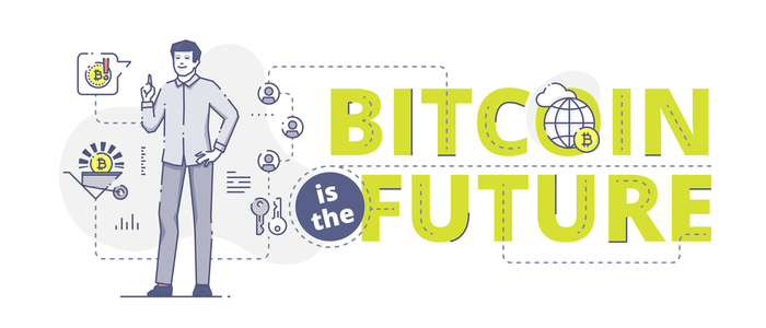 Bitcoin is the future